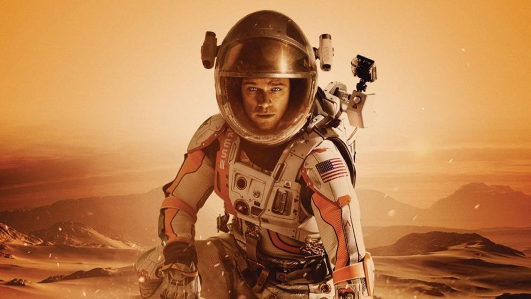 #INYOURSPACE WITH AUTHOR OF THE MARTIAN