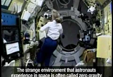 WHAT EXACTLY IS MICROGRAVITY?